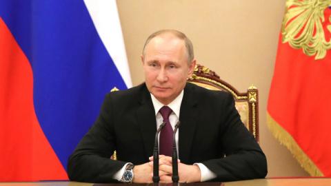 Путин ратифицировал протокол…