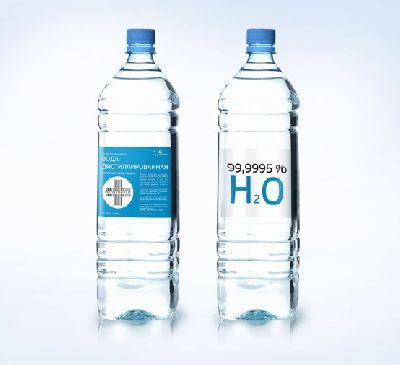 Вода от «Дэзы»