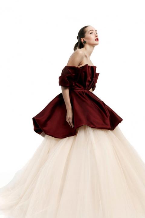 Роскошные платья от дизайнера Elizabeth Kennedy