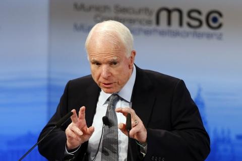 Маккейн боится Китая по-большому