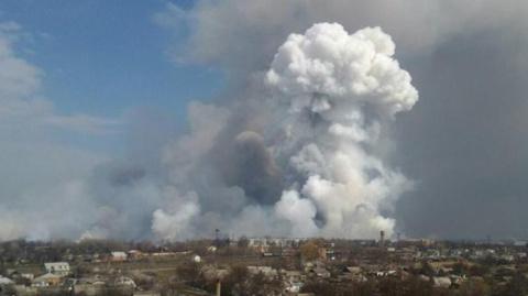Киевлянка обратилась к России: «спасите нас, братья, мы на пороге ада!»