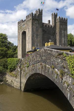 Замок Бунратти, Ирландия (Bunratty Castle)