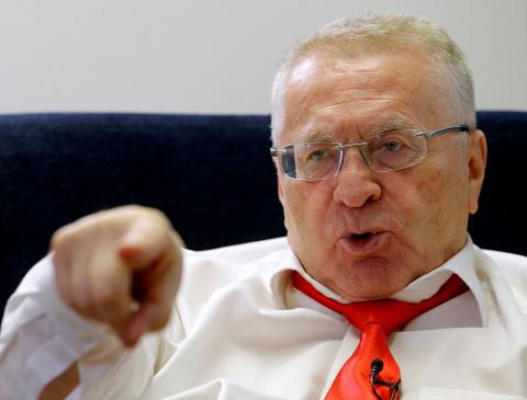 Жириновский: Это будет корот…