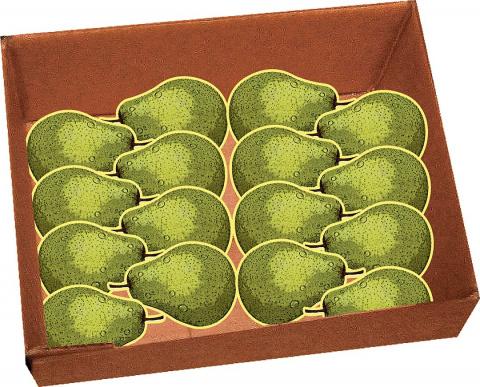 10 секретов хранения груш