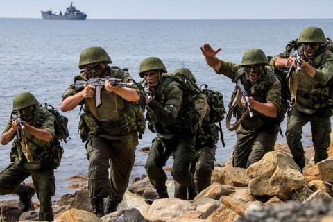The Russian Marine Corps. Мо…