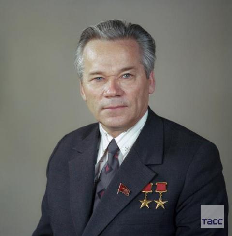 В Москве установят памятник Михаилу Калашникову