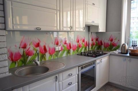 Цветочные кухни...