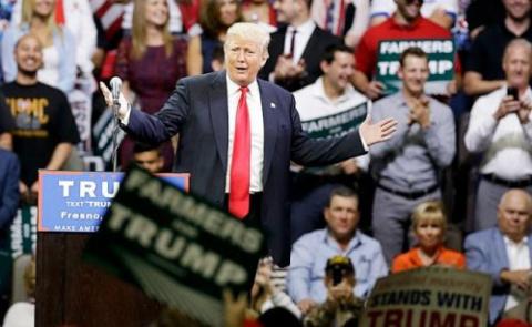 Трамп обещает «перезагрузить…