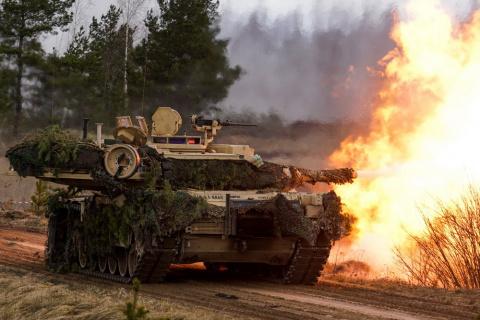США стали искать замену танку Abrams
