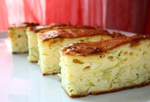 Вкуснейший заливной пирог с капустой