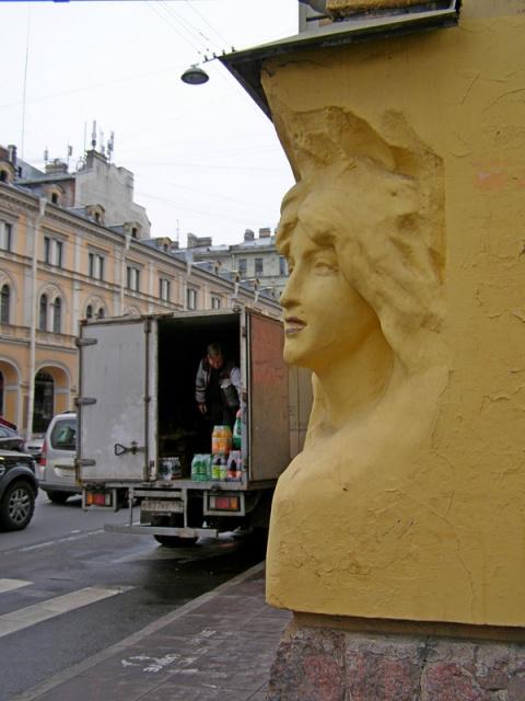 Санкт-Петербург. Город, где …