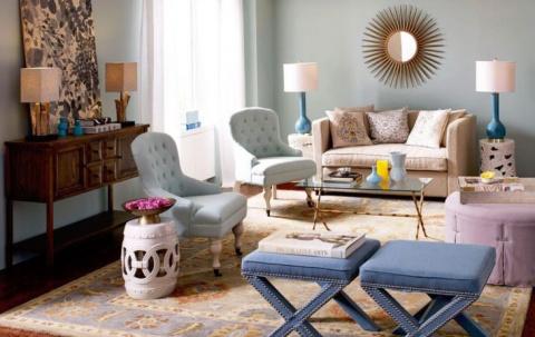 История американского стиля мебели