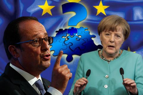 Евросоюз в шоке и ждет конца