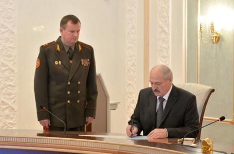 Лукашенко потребовал приглас…