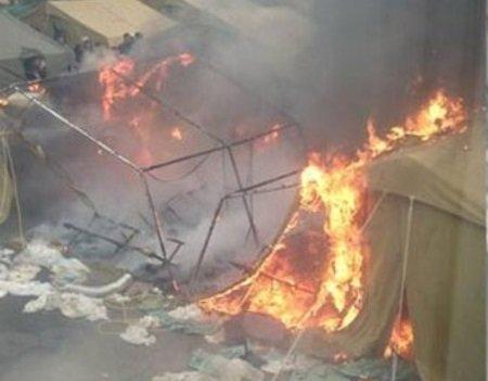 ИГИЛ выжигают каленым железо…