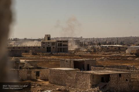 Минобороны РФ развеяло миф о присутствии в Алеппо «оппозиции» и «правозащитников»