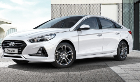 Седан Hyundai Sonata вернулс…
