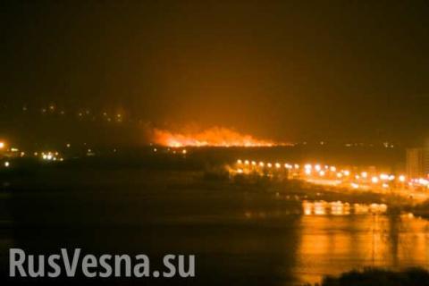 В Киеве упал и взорвался вер…