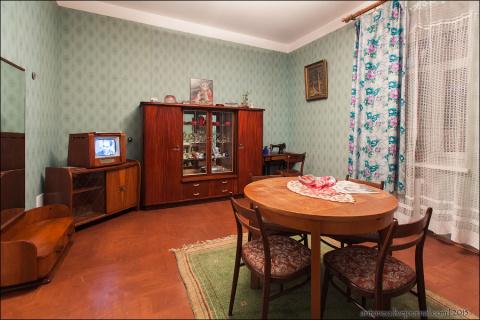 Мебель в СССР.