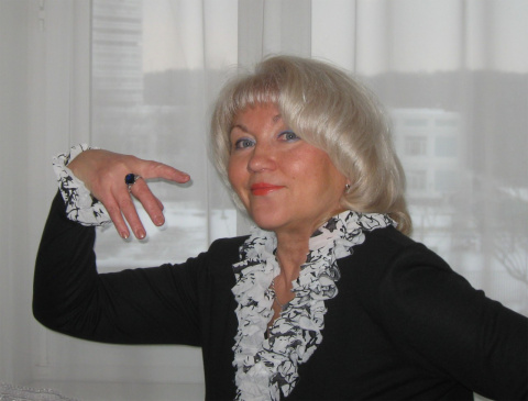 Людмила Рогова (личноефото)