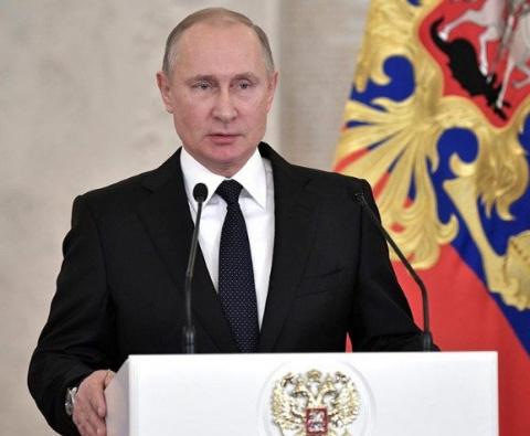Путин лично примет ответные …