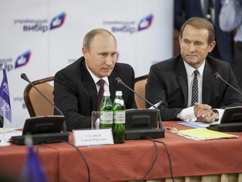На Украине предложили захват…