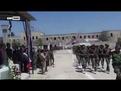 Главнокомандующий Аль-Асад поздравил сирийских военных с Днём образования САА