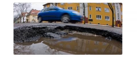 Проверим немецкие дороги на русский мороз