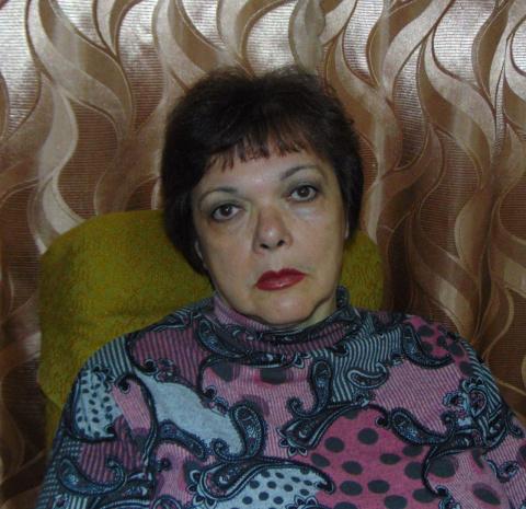 Галина Молозина
