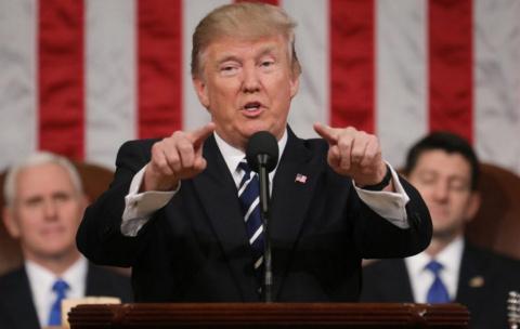 Трамп возвращает «красную ли…