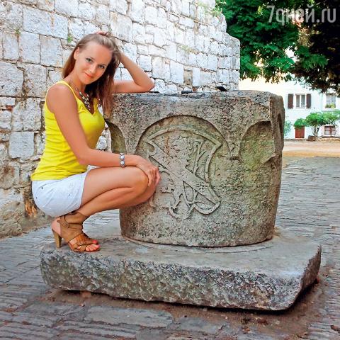 Виолетта Давыдовская: «Заряд…