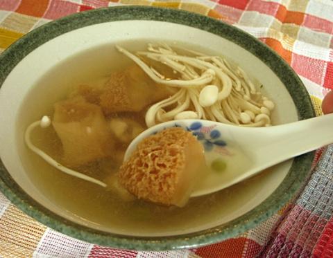 Суп из обезьяньей головы