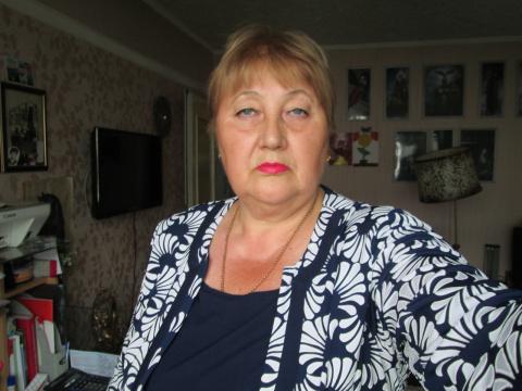 Людмила Георгиевна Горлина (Чубатова) (чубатова)