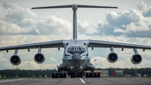 Авиация и спецназ Западного …
