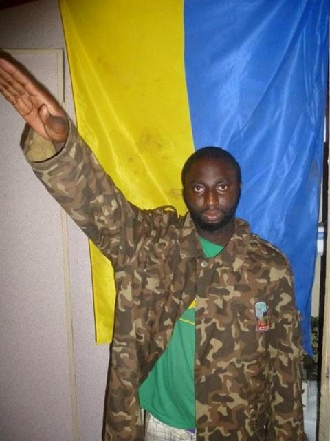 Украинское Сомали. Zolotoy