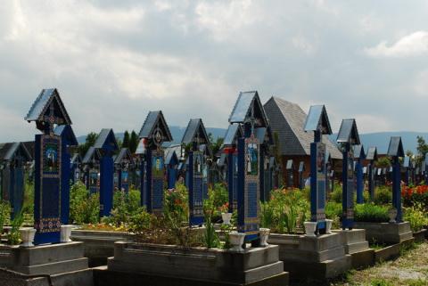 Веселое кладбище   Мир путешествий