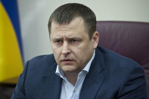 Мэра Днепропетровска повесил…