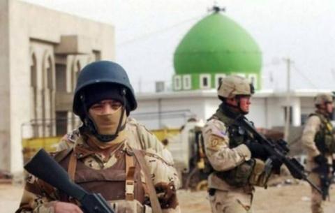 Наступление ВС Ирака в Мосул…