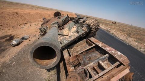Сирия при поддержке ВКС РФ с…