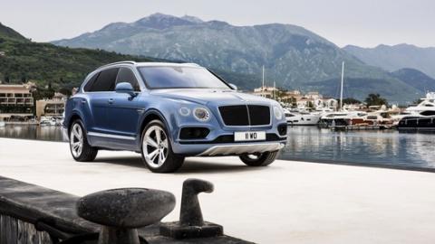 Компания Bentley Motors прои…
