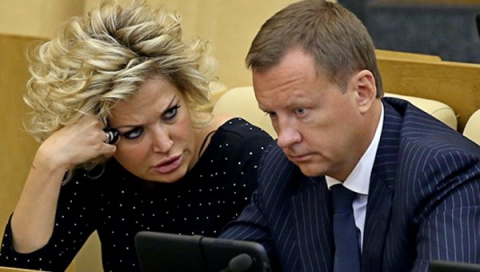 Вороненкова убил бывший муж …