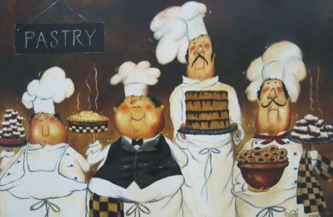 Кулинарные фильмы, часть 2