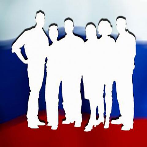 Россия населена безвольными …
