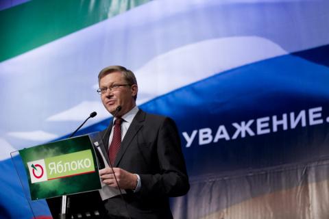 Рыжков: Я буду поддерживать Явлинского на президентских выборах. Так победим!