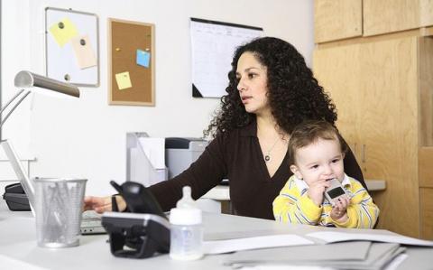 Бизнес - мама, или синдром х…