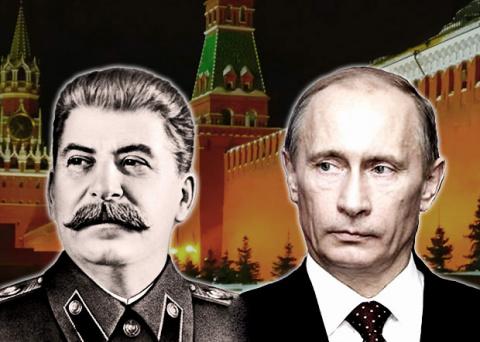 Святой Сталин. На чем держит…