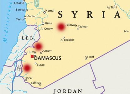 Израильская авиация атаковала сирийскую ПВО