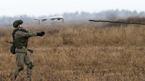 Российские военные беспилотн…
