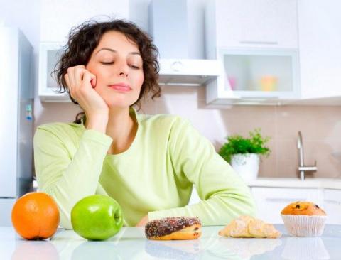Как сидеть на диете по науке?