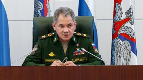 Шойгу рассказал, как «Калибры» станут основой оборонительной системы РФ